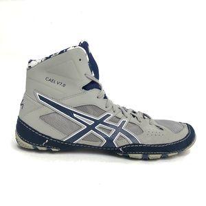 NWOT ASICS Cael V7.0 Wrestling Shoes 10.5